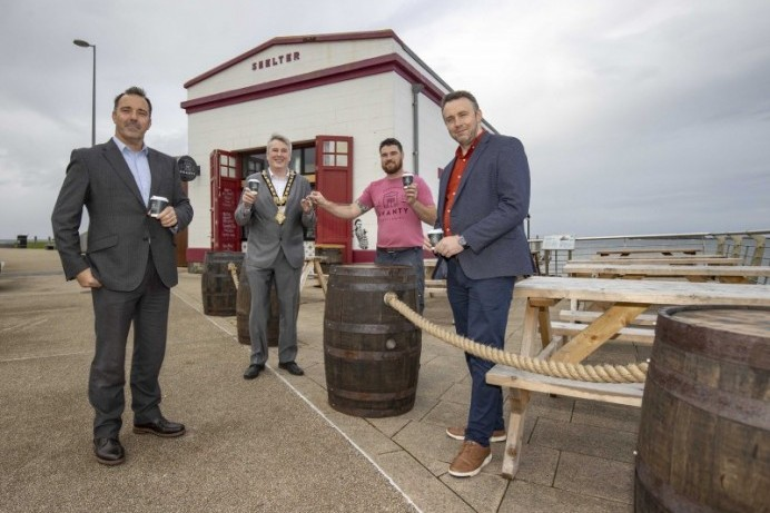 New lease of life for The Old Lifeboat Shelter in Portrush