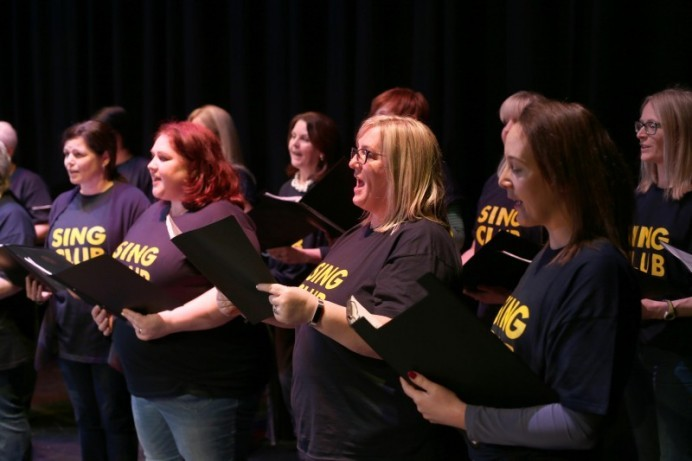 Sing Club Community Choir concert held in Limavady