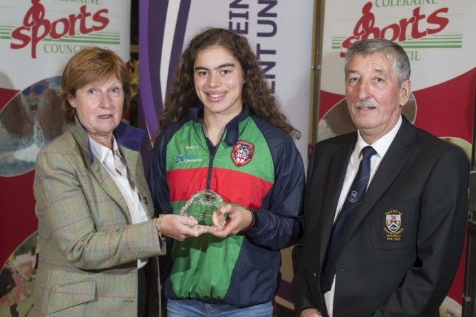 A night of celebration for Coleraine's sporting talent