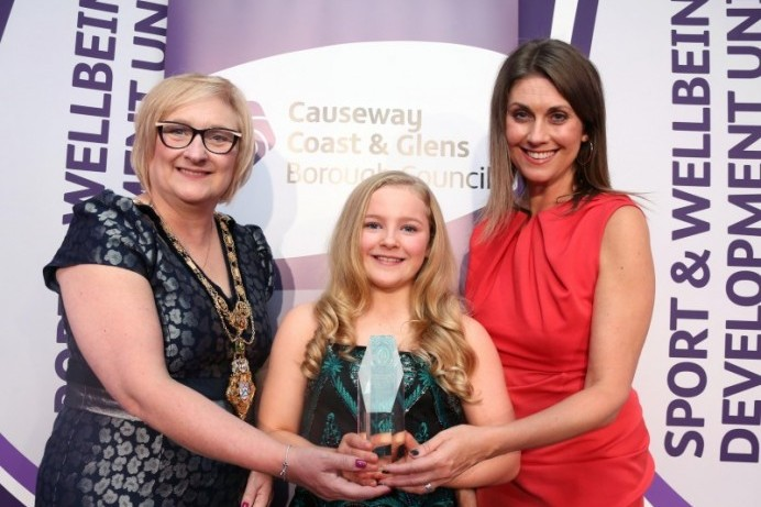 Nominations now open for Causeway Coast and Glens Borough Council Sports Awards