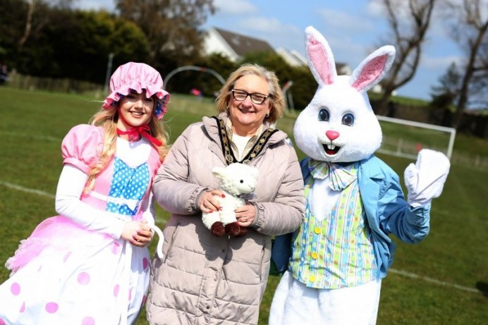 Festival feel enjoyed by thousands at Ballymoney Spring Fair
