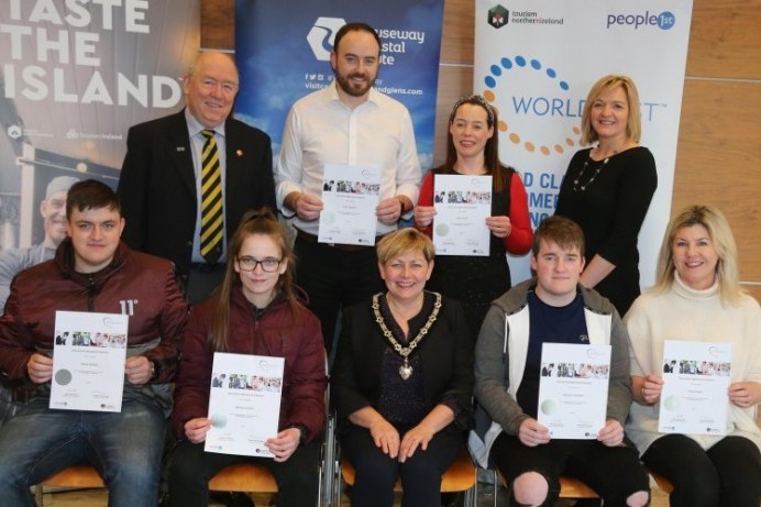 Food Ambassadors celebrated with special event