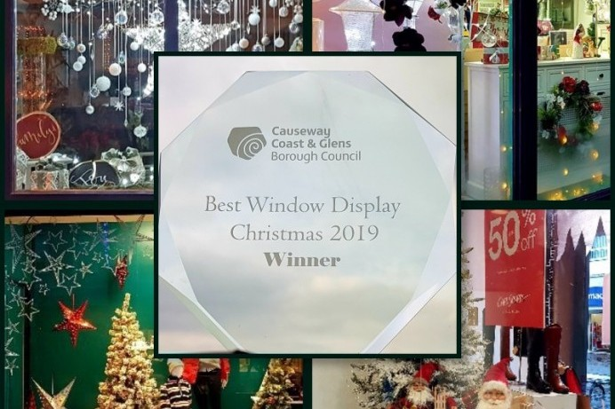 Window competition set to spread Christmas magic in the borough