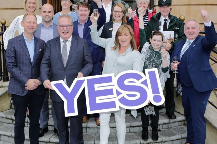 Coleraine businesses say 'Yes' to a Business Improvement District (BID)