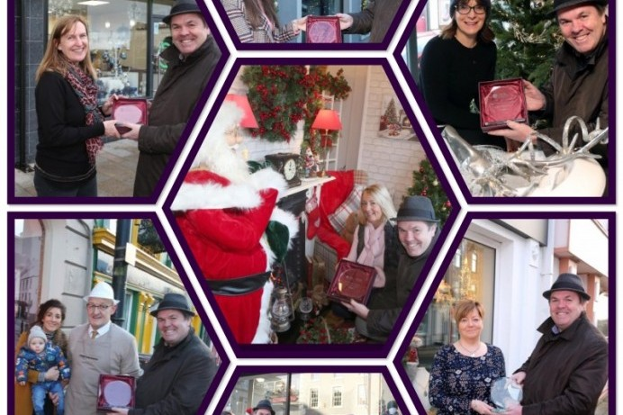 Causeway Coast and Glens Borough Council launches annual Christmas window competition