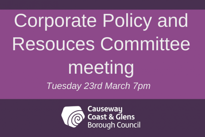Policy and Resources Committee meeting