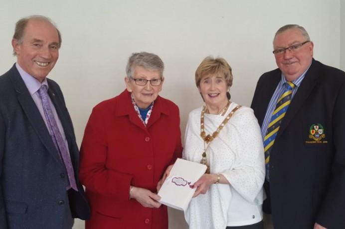 Portstewart couple celebrate 60th wedding anniversary