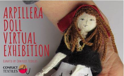 Online Arpillera Doll exhibition available to view now