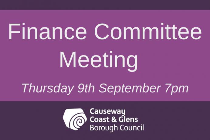 Finance Committee meeting