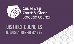 Share your pledge with Council's Good Relations Team