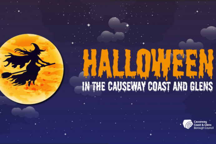 Causeway Coast and Glens Borough Council reveals frightfully fun programme of online Halloween events