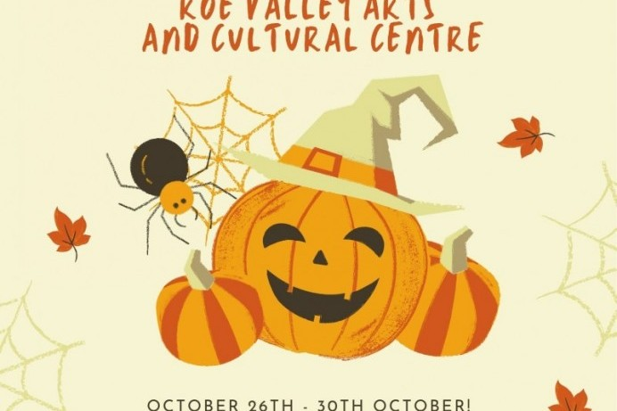 Halloween fun for families at Roe Valley Arts and Cultural Centre