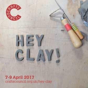 Hey Clay! Weekend comes to Flowerfield Arts Centre