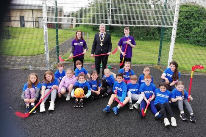 Summer Sports Weeks at Coleraine West Community Centre