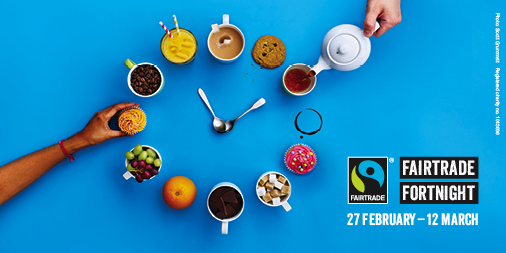 Celebrating Fairtrade Fortnight