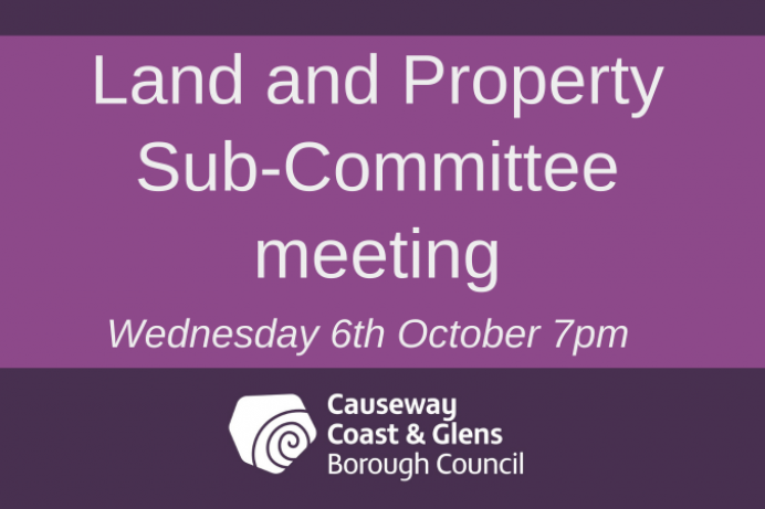 Land and Property Sub Committee meeting