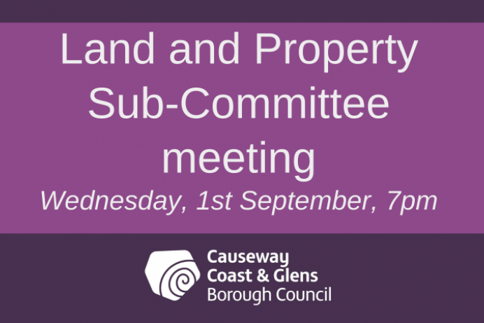 Land and Property Sub-Committee meeting