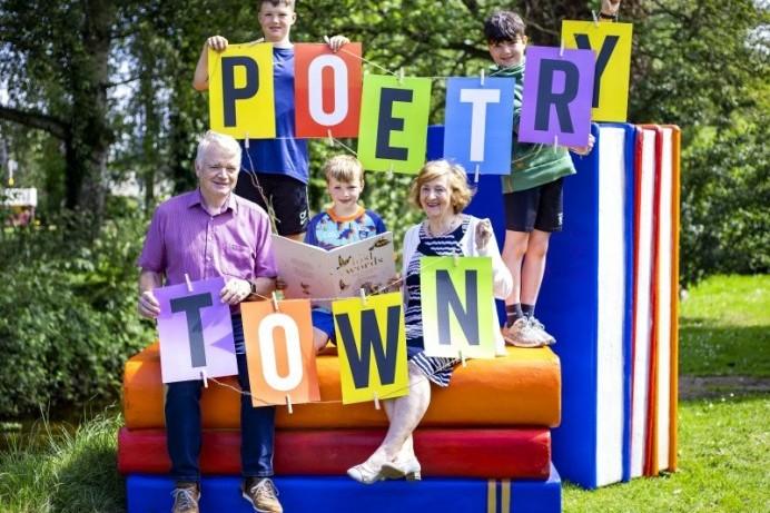 Ballycastle Poetry Town begins 10th September