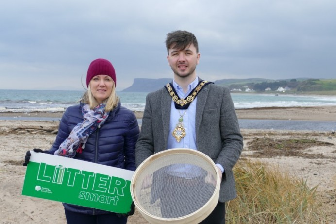 Members of the public urged to get involved with 'The Great Nurdle Hunt' across Causeway Coast and Glens