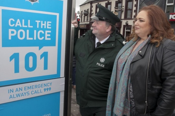 Need the police? If it's not 999, its 101.
