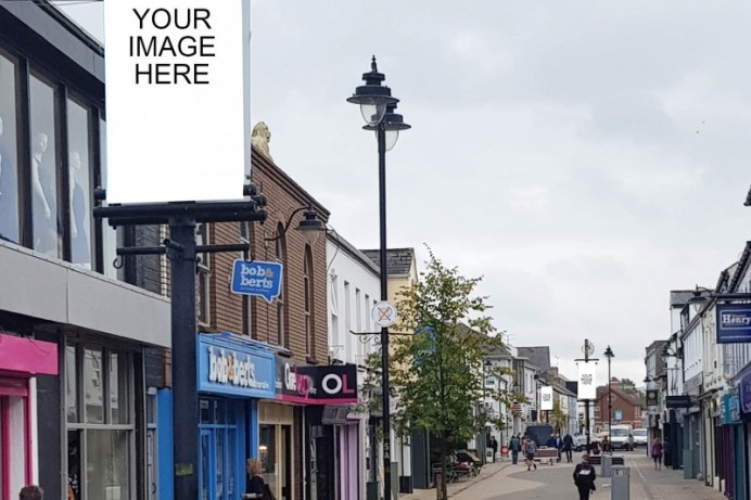 Entries now open for Limavady lamppost banner competition
