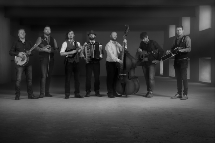 Roe Valley Arts and Cultural Centre welcomes Country and Bluegrass band Pilgrim St