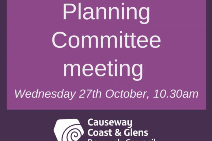 Planning Committee meeting