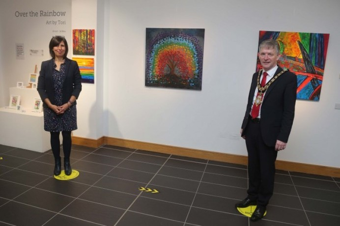 Flowerfield Arts Centre, Roe Valley Arts & Cultural Centre and Ballymoney Museum set to re-open on Friday 11th December