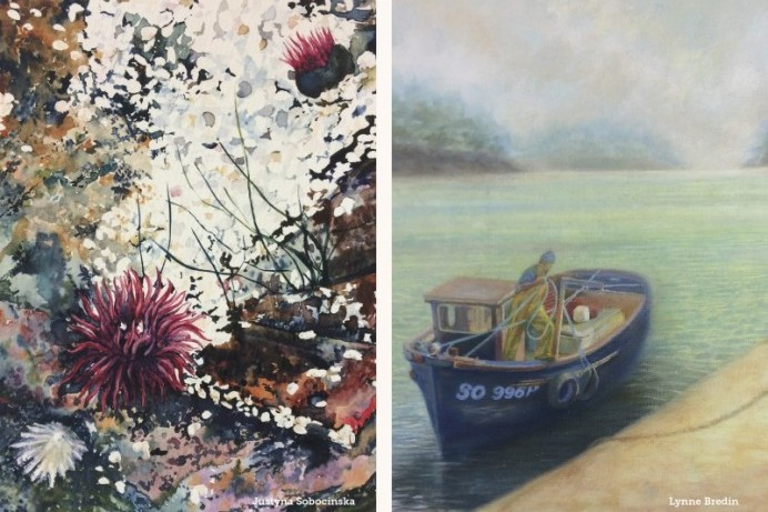 Local artists in the spotlight at Roe Valley Arts and Cultural Centre