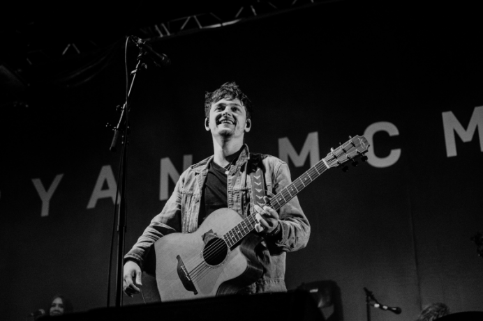 Ryan McMullan set to headline Atlantic Sessions