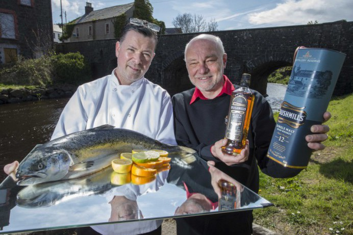 Bushmills Salmon and Whiskey Festival set to serve up the best of local produce