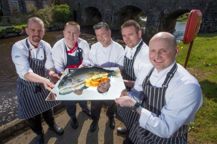 What's on the Menu at the 2016 Bushmills Salmon & Whiskey Festival?
