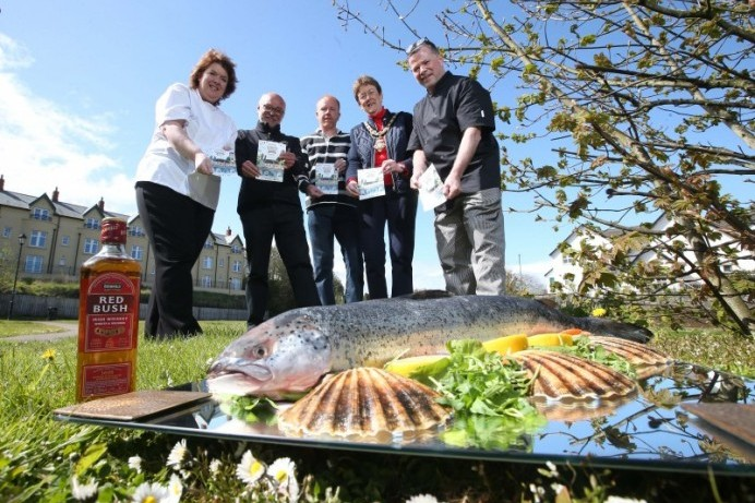 Heritage, history and local produce celebrated at Bushmills Salmon & Whiskey Festival