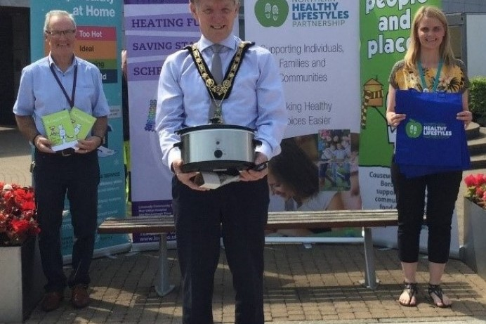Slow cooker kits set to support the vulnerable across Causeway Coast and Glens
