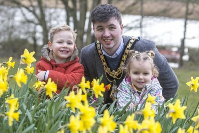 Enjoy all the fun of Ballymoney Spring Fair