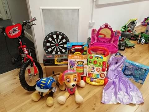 Success for Causeway Coast and Glens Borough Council's pre-loved toy appeal