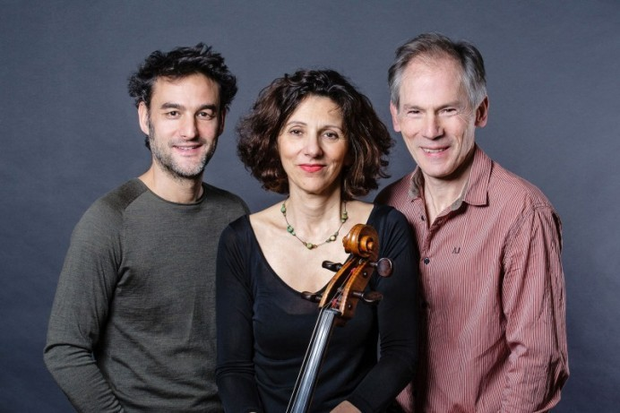 The Saltarello Trio set for Leap Day appearance at Flowerfield Arts Centre