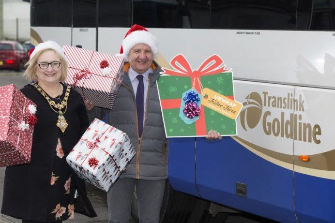Translink festive travel package revealed.