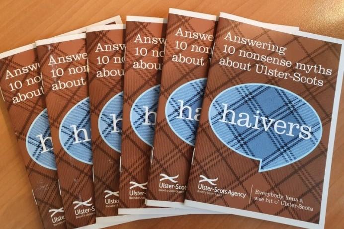 Peace IV programme celebrates Ulster Scots