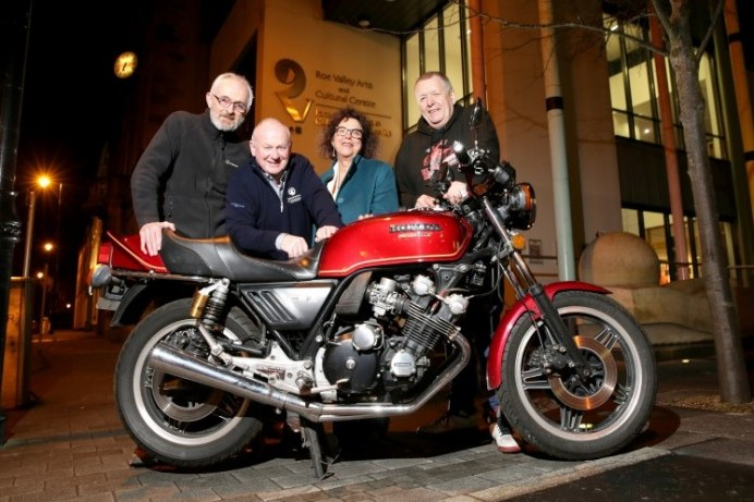 New Race Week exhibition showcases over 90 years of motorcycles in Limavady