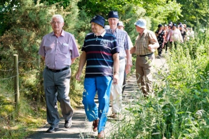 Get outdoors and active with Causeway Coast and Glens Walking for Health Festival