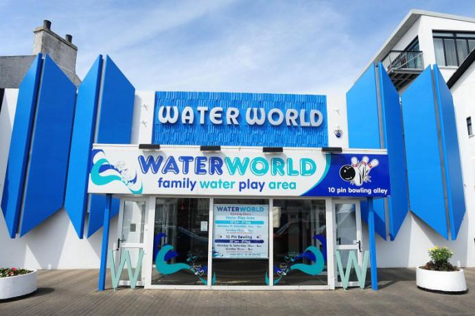 Waterworld open for the summer season