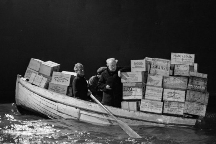 Whisky Galore on the big screen at Flowerfield Arts Centre