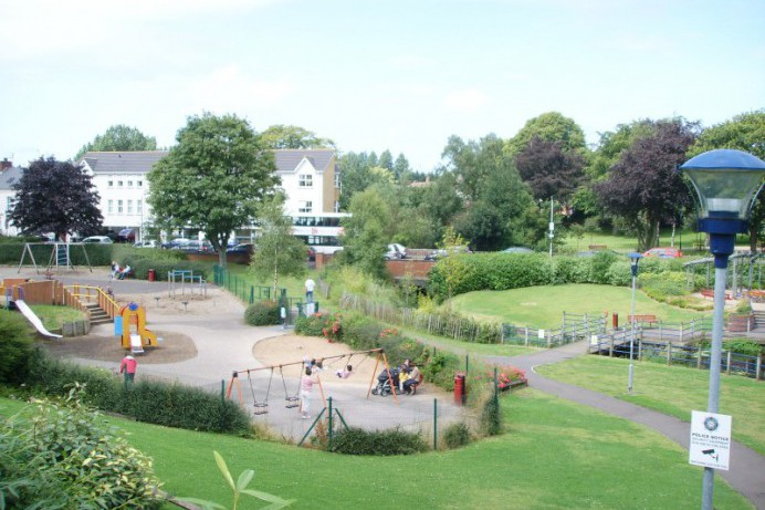 Play park facilities public consultation events