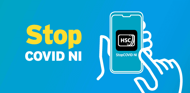 Mayor of Causeway Coast and Glens Borough Council voices support for StopCOVID NI app.