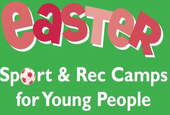 Causeway Coast and Glens Borough Council's Easter sport and recreation programme.