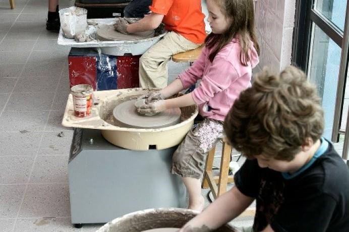 July is Children's Craft Month at Flowerfield Arts Centre
