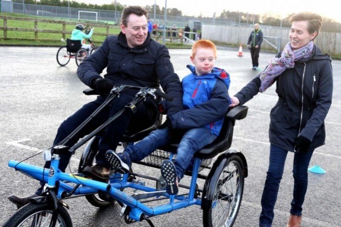 Inclusive Family Fun Day at Joey Dunlop Leisure Centre