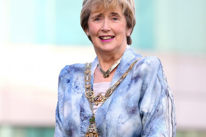 Mayor expresses her well wishes for The Duke of Edinburgh in his retirement