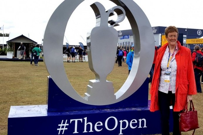 Council group visits Royal Birkdale ahead of The Open's return to Portrush